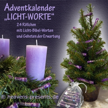 Heavens-Presents / Agnus-Dei-Verlag - Adventkalender \