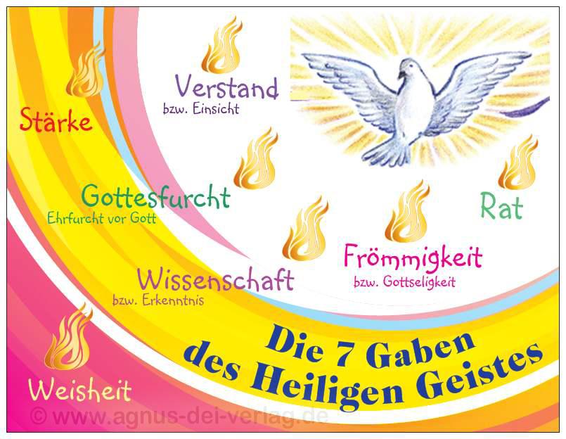 Gaben Des Heiligen Geistes